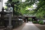 東海道品川宿の古刹 品川寺