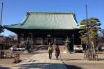 都心随一の江戸時代建立の大堂宇 護國寺
