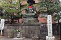 閻魔さまと江戸六地蔵 新宿 太宗寺