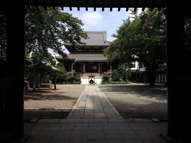 東京北青山 善光寺