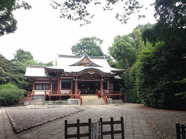 東京都武蔵野市 吉祥寺の武蔵野八幡宮