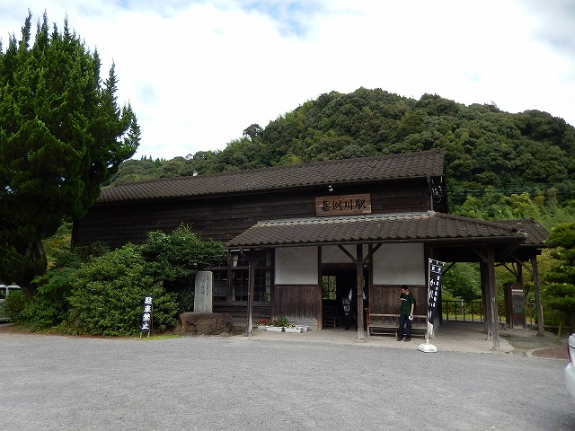 111年目の肥薩線嘉例川駅