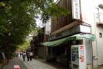 下総中山から本八幡へ、千葉街道に沿って歩く