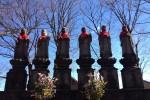 九品仏浄真寺のお地蔵さま