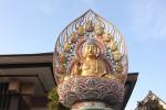 「よさこい節」ゆかりの寺 北区豊島 西福寺