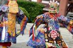 チベットのチャム―仮面舞踊