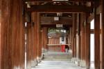 京都萬福寺の大きな木魚