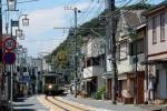 江ノ電に乗ってお寺へGO