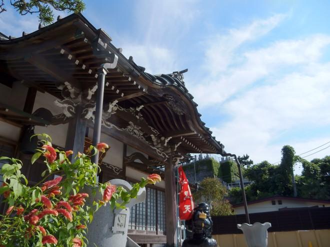 20160805_妙典寺本堂