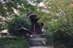日本橋浜町清正公寺へかわいいお詣り