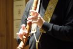 ドイツ人仏教徒が奏でる尺八バッハ