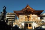 奈良へつながる青い空