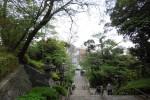 日々お寺の階段で|池上本門寺