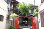 霊園ビューの憩い|平櫛田中邸