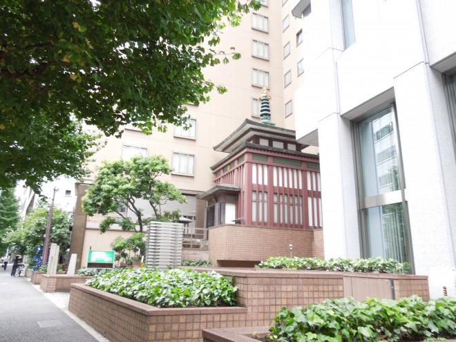 東京駅にいちばん近いお地蔵さま