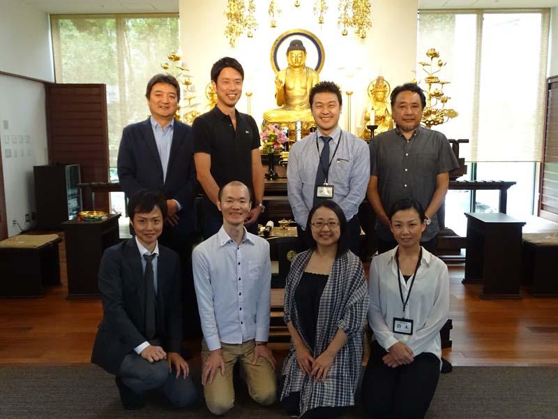 お寺の応援団2017|関西ENDEX