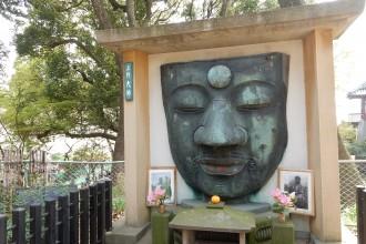 上野大仏(パゴタ) 寛永寺