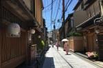 昼間の花街|京都宮川町