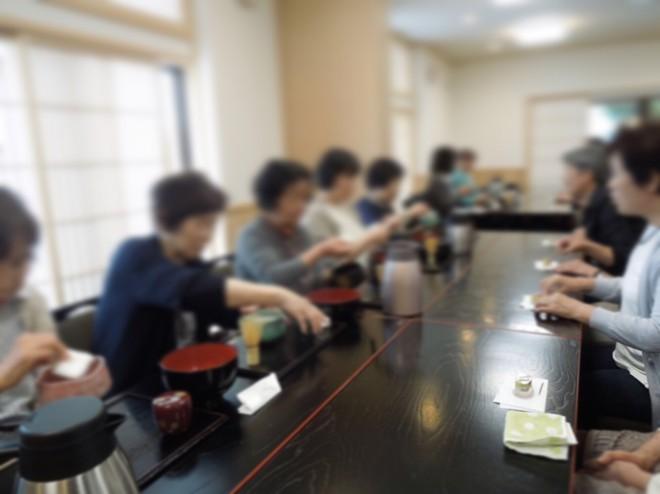 20180617_お茶の練習会