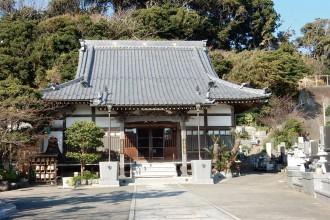 妙法経窟のある三浦のお寺|圓徳寺
