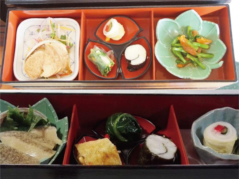 龍口テラス 中華精進料理と法話の会
