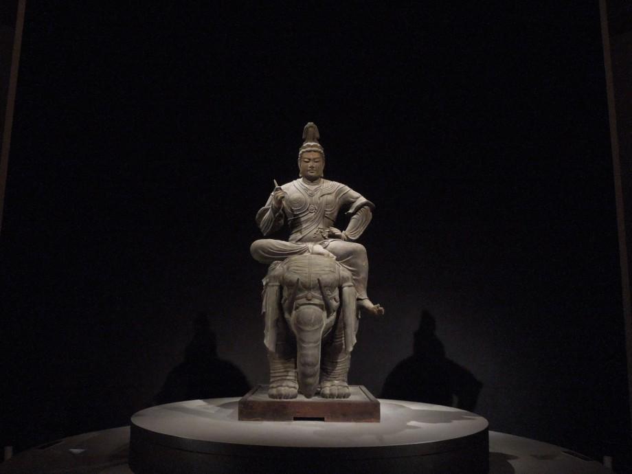 東寺・立体曼荼羅帝釈天騎象像