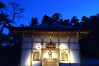 桂昌院ゆかりの寺|大聖護国寺