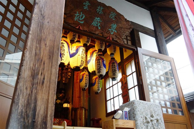 龍淵寺地蔵堂
