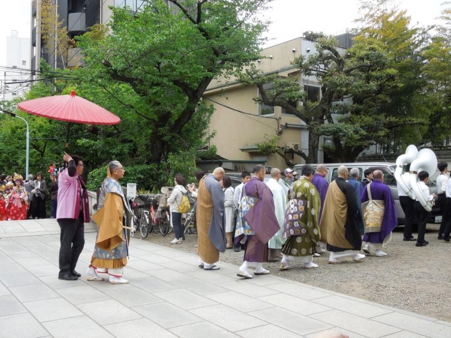 2年前の今日のお寺|芝仏教会花まつり
