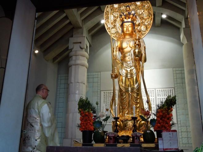 3年前の今日のお寺|駒込大観音ほおずき千成り市