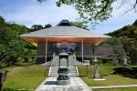伽藍が見事な木更津きっての古刹|長楽寺